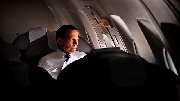 Prime Minister Abbott considers his own mortality.