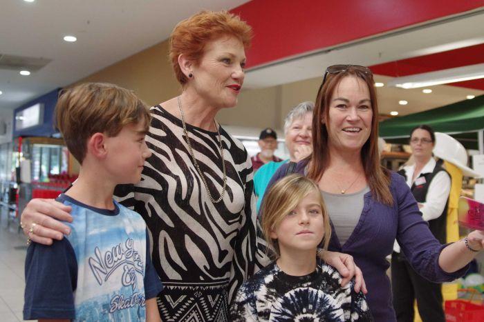 Make no mistake: Pauline Hanson is noTrump